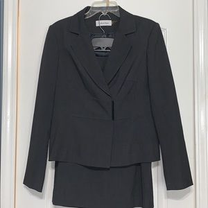 Calvin Klein women's business skirt suit